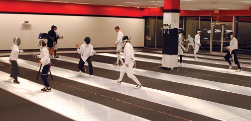 About North Atlanta Fencing Center