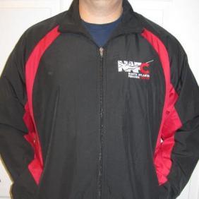 NAFC Jacket front
