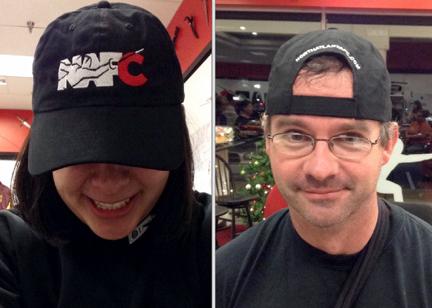 NAFC-hats
